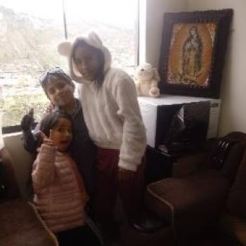 Niñera en Cuzco: Jaquelin