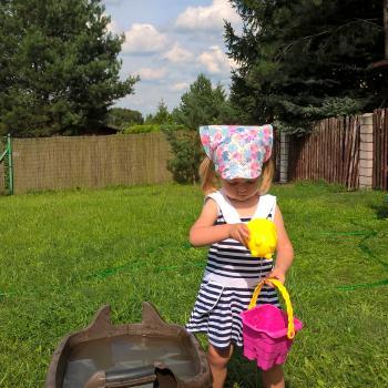 Babysitting job in Łódź: babysitting job Łukasz