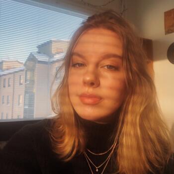 Babysitter in Vantaa: Nadja