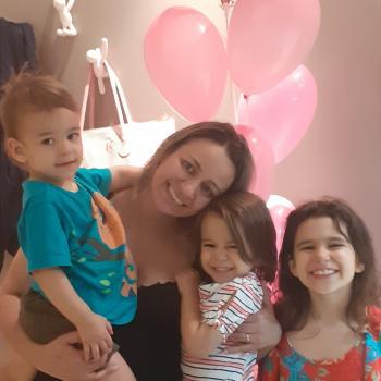 Emprego de babá São Bernardo do Campo: emprego de babá Vivian Karoline