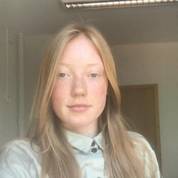 Babysitter Nørre Åby: Anna Karla