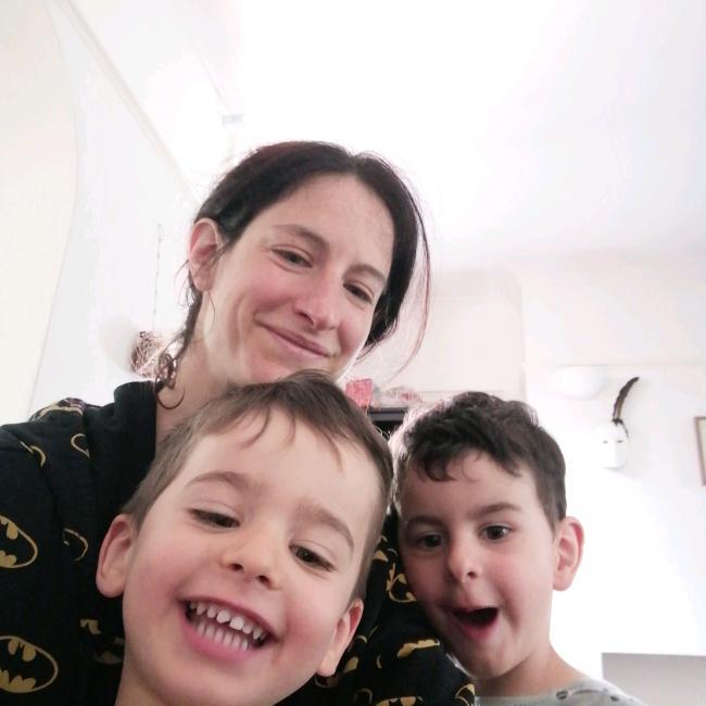 Babysitting job in London: Alice
