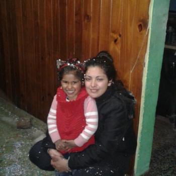 Niñera Remedios de Escalada: Daniela