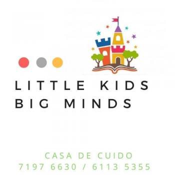 Childcare agency in Santa Cecilia: Little Kids, Big Minds