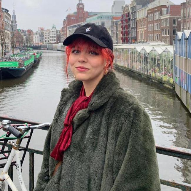 Oppas in Rotterdam: Betina