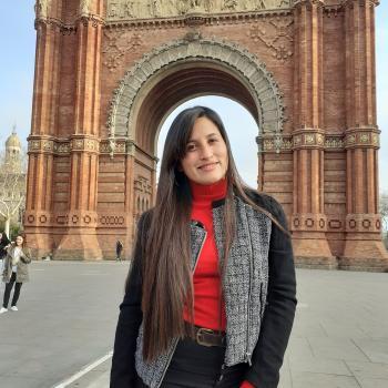 Niñera Manresa: Romina