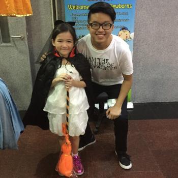 Babysitter Singapore: Daryl