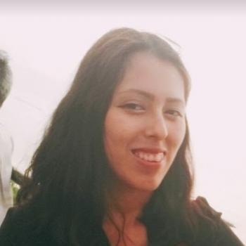 Niñera en San Juan (Lima): Maritza