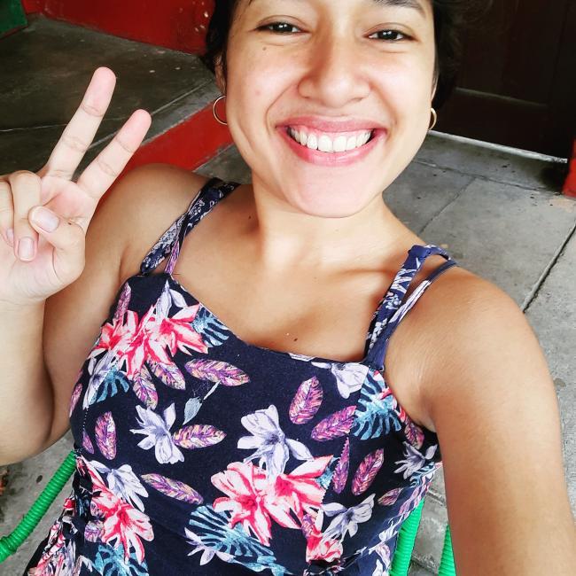 Niñera en Iquitos: Xiomara