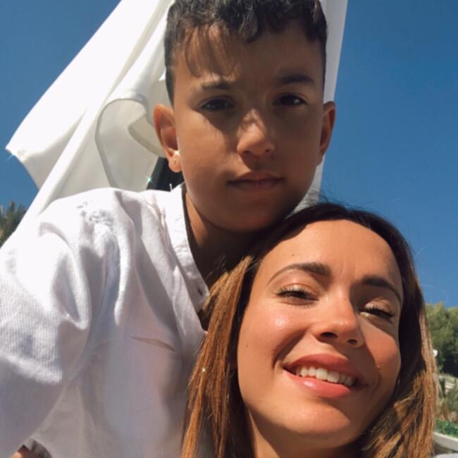 Nanny in Golfe-Juan: Lilia