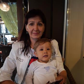 Babysitter Lugano: Natalia
