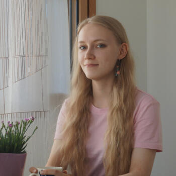 Barnvakt Tammerfors: Sonja