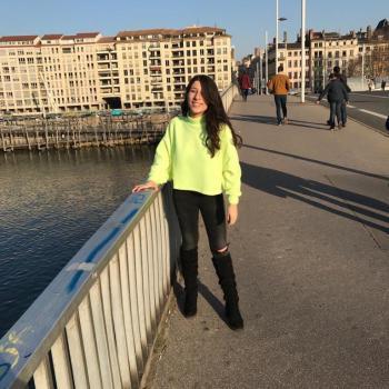 Baby-sitter Villeurbanne: Arielle