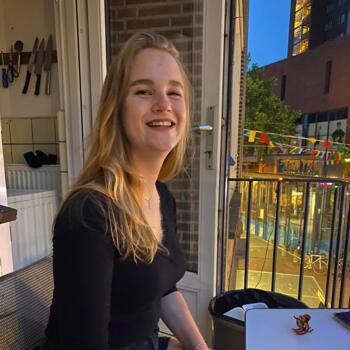 Oppas in Groningen: Aagje Wiersma