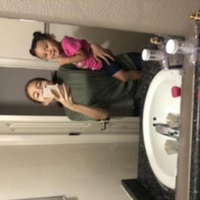 Babysitter in El Paso: Jaslyne