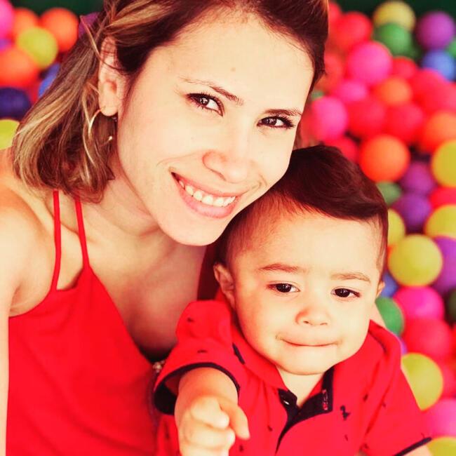 Babysitter in São Paulo: Juliana
