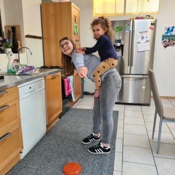 Baby-sitter Zaventem: Amandine