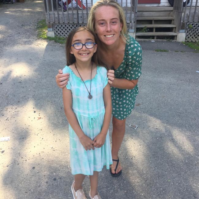 Babysitter in Whakatane: Carla