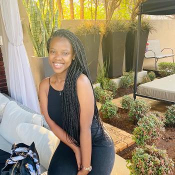Babysitter in Cape Town: Zenande