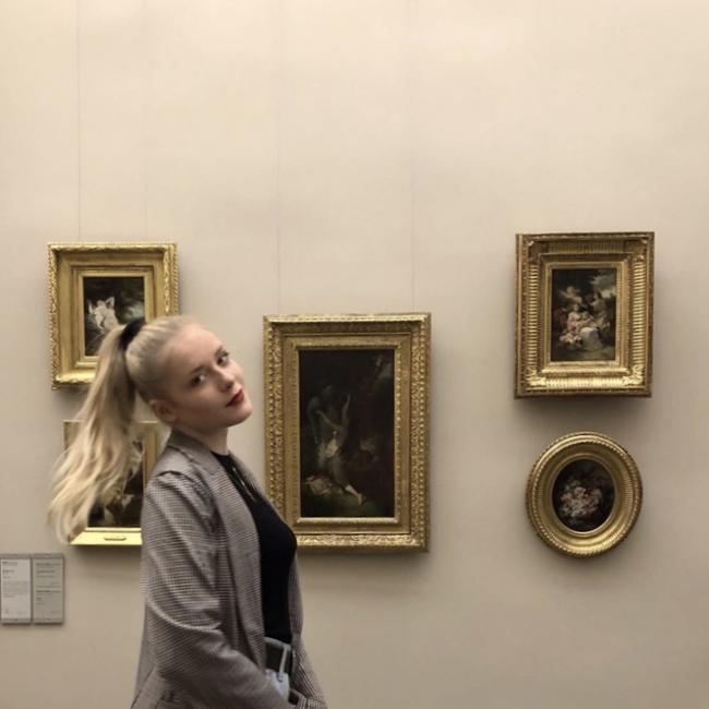 Baby-sitter in Montpellier: Vera