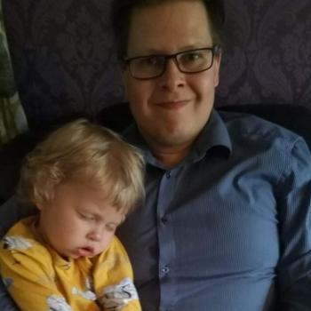 Vanhempi Kotka: Lastenhoitotyö Teppo