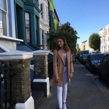 Babysitter London: Katharina