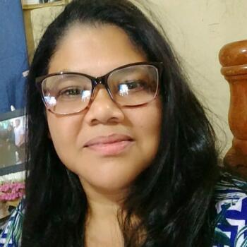 Babá em Cuiabá: Neise Lorentz