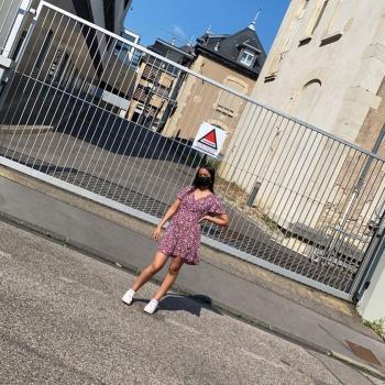 Baby-sitter in Nancy: Mélyss
