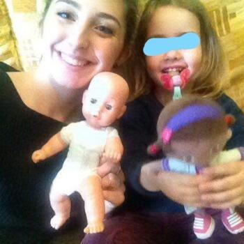 Babysitter Borgone Susa: Luna