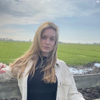 Oppas in Delft: Simone