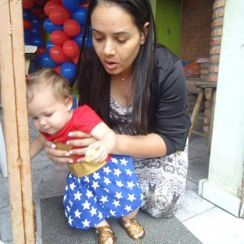 Babysitter Amadora: Aline