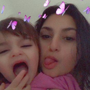 Babysitter i Fredericia: Anna Stojanov