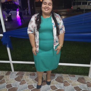 Babysitter Rincón (San José): Maria jose