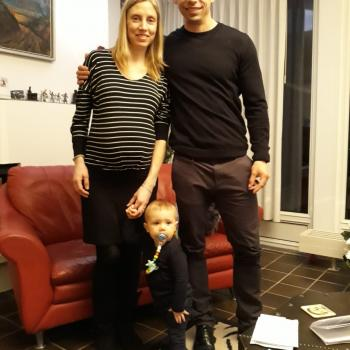 Babysitwerk in Brussel: Sharon