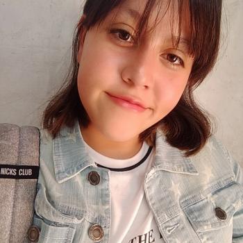 Babysitter in Querétaro City: Carmen