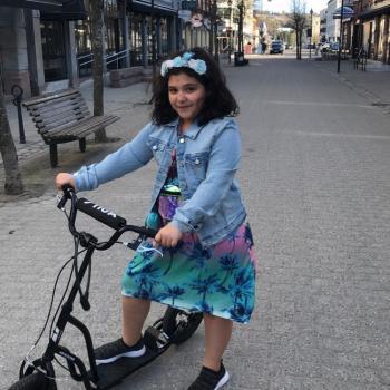 Babysitting job in Hønefoss: Hanae