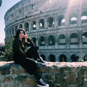 Babysitter a Roma: Marta