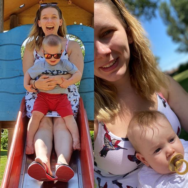 Job de garde d'enfants à Beveren: Samantha