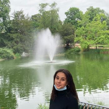 Baby-sitter in Fontenay-aux-Roses: Salma