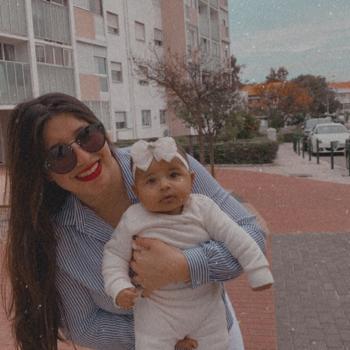 Trabalho de babysitting em Seixal: Trabalho de babysitting Gabriella