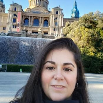 Canguro Barcelona: Anahí