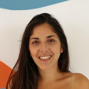 Canguro en Guargacho: Nicole