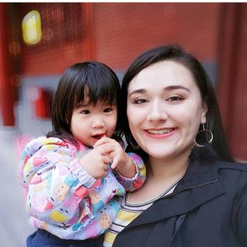 Babysitter San José: Camila