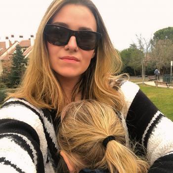 Babysitter Madrid: María