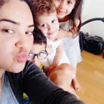 Baby-sitter Paris: Samira