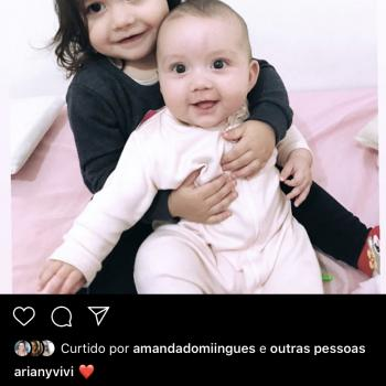 Babysitting Jobs in Sorocaba: babysitting job Ariany