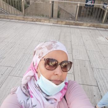 Nanny in Argenteuil: Hafida