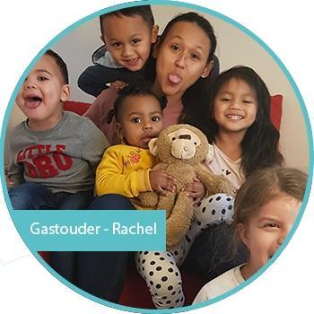Childminder Rotterdam: Rachel