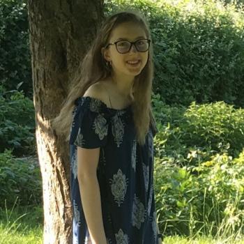 Baby-sitter in Annecy: Anaëlle