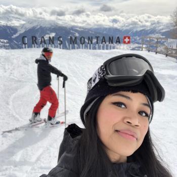 Babysitter in Crans-Montana: Belinda